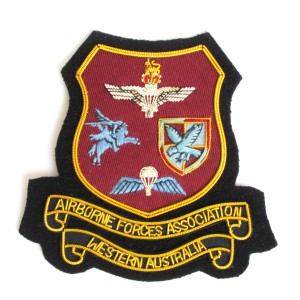 AFA BADGE (para wings)