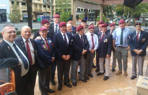 airborne, forces, association, australia, afa